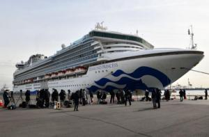 Un colombiano en el crucero Diamond Princess es diagnosticado con coronavirus