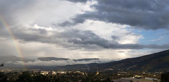 Radiación UV entre ''muy alta'' y ''extremadamente alta'' en los Andes de Ecuador