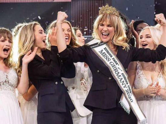 35 años, madre y empresaria: así es la nueva Miss Alemania