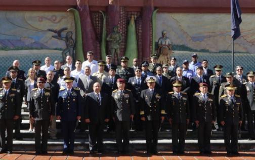 Delegados de 13 países analizan en Ecuador respuesta a emergencias químicas
