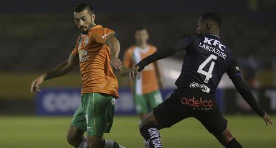 Independiente del Valle presionará en altura para frenar racha de Flamengo