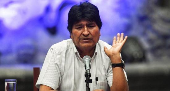 El candidato del partido de Evo Morales no está aún habilitado en Bolivia