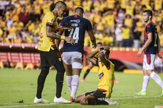 Copa Libertadores 2020: Barcelona se impuso por 1-0 a Cerro Porteño