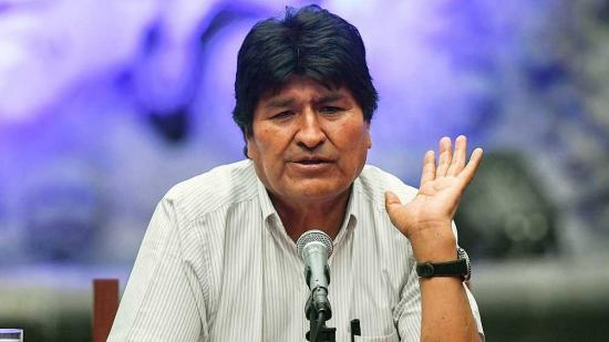 Tribunal electoral boliviano veta candidatura a senador de Evo Morales