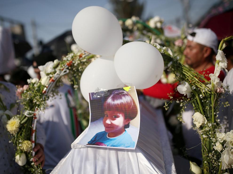 Policía mexicana identifica a la mujer que se llevó a la niña Fátima