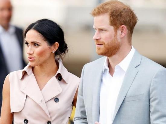 Enrique y Meghan dejarán de representar a la monarquía el 31 de marzo