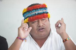 Jaime Vargas niega haber sido expulsado de Guatemala