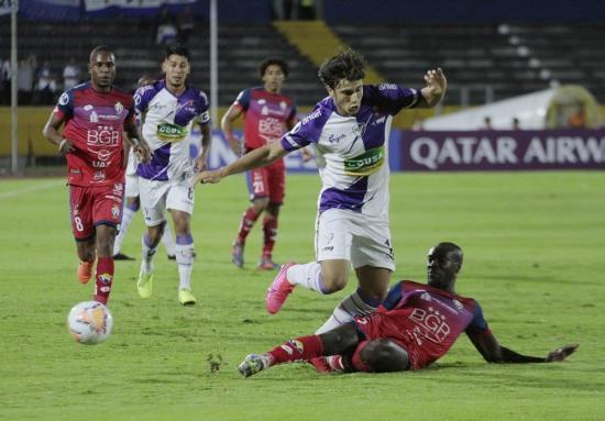 El Nacional, eliminado de la Copa Sudamericana tras empatar en casa