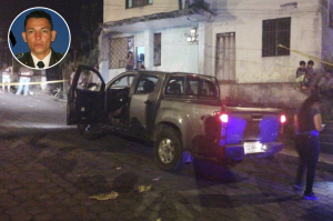 Policía manabita es asesinado por supuesto delincuente en operativo