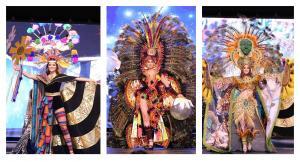 Eligen los mejores trajes típicos del Miss Ecuador 2020