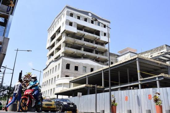 PORTOVIEJO: Aún no llegan los recursos para el Palacio de Justicia