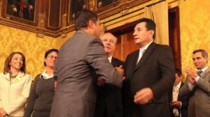 Exjefe de Inteligencia de Correa llegará hoy a Ecuador extraditado por España