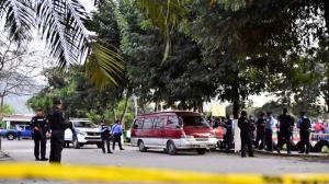 Exalcalde hondureño bajo custodia policial en clínica por muerte de su esposa