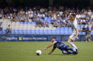 Emelec pierde 1-2 en su casa ante Guayaquil City