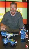 Muere el padre de las figuras de Lego