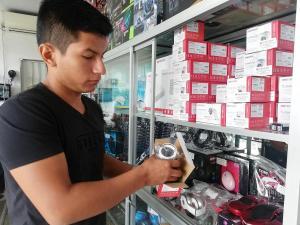 En Portoviejo ha incrementado la venta de cámaras de seguridad