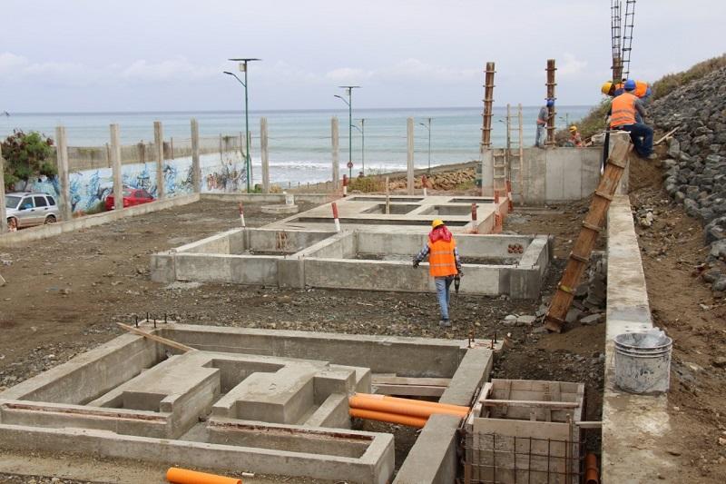 Nuevo colector de aguas servidas en estación Umiña ya está listo