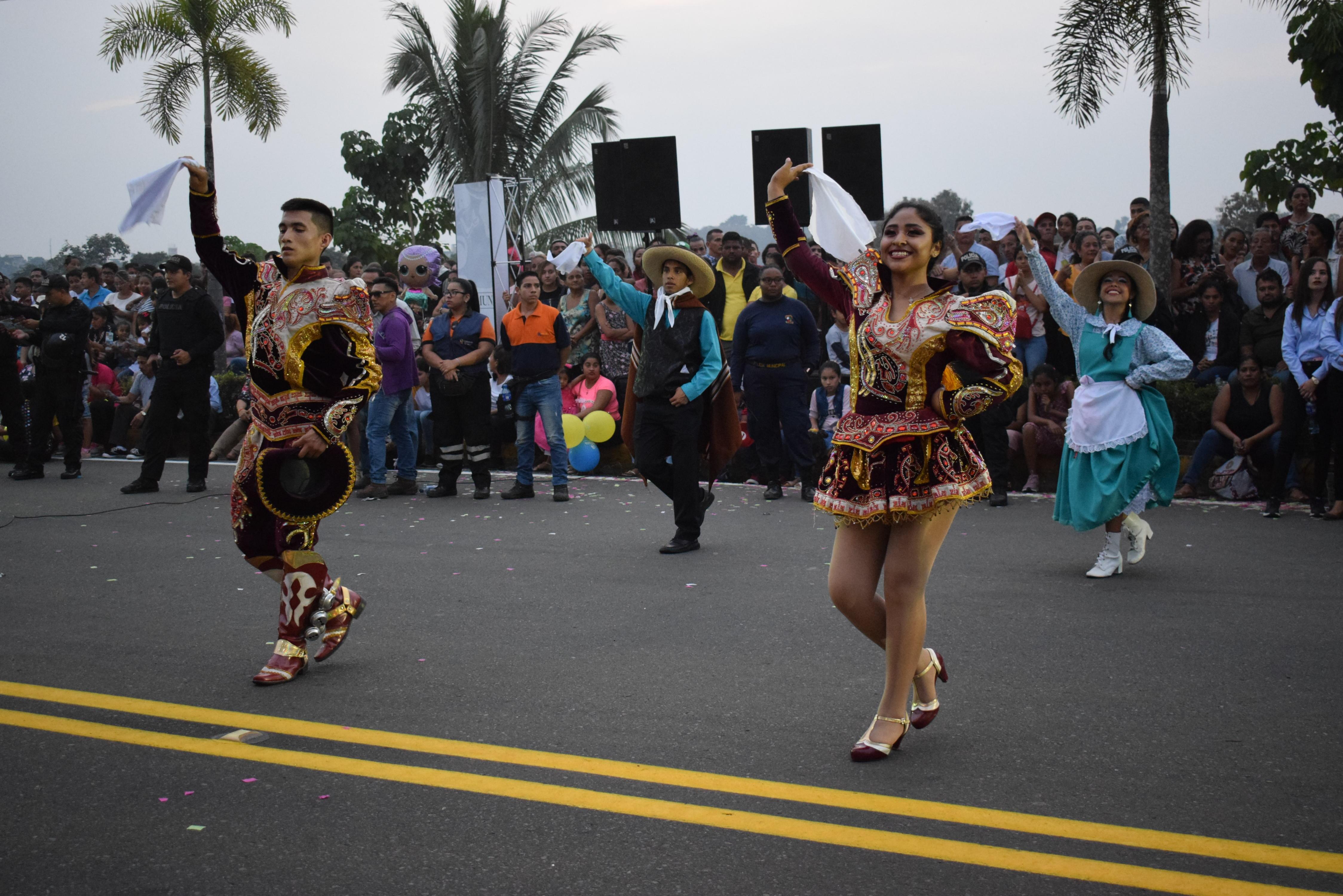 'Viva el  Carnaval'