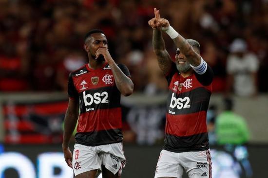 Flamengo, campeón de la Recopa Sudamericana