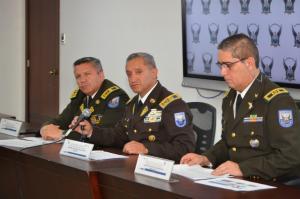 La Policía de Ecuador desarticula un grupo vinculado a disidentes de las FARC en varios puntos del país