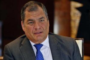 Correa acusa a Fiscalía de Ecuador de fraude procesal en un caso de sobornos