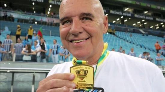 Muere en Brasil el técnico Valdir Espinosa, campeón del mundial de clubes