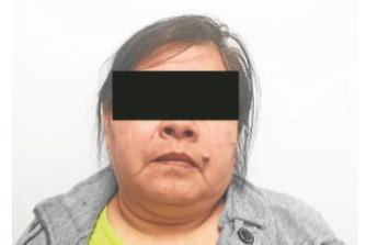 MONTECRISTI: Mujer fue detenida por mentir en un juicio
