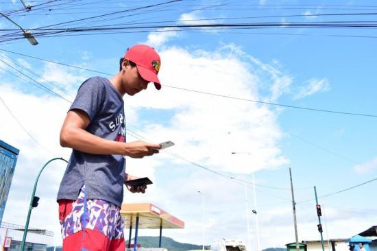 Un 'cielomoto' se escuchó en varios cantones de Manabí