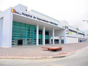 [VIDEO] Descartan que Hospital de Especialidades Portoviejo vaya a recibir pacientes con coronavirus