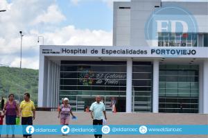 ¿El Hospital de Especialidades Portoviejo puede recibir a pacientes con coronavirus?