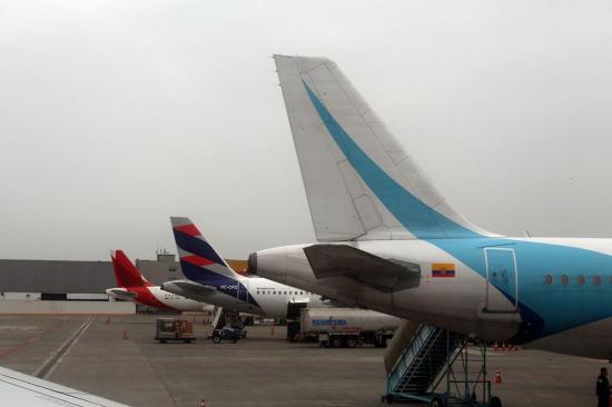 En Ecuador el tráfico de vuelos chárter se incrementó cerca de un 200 % en 2019