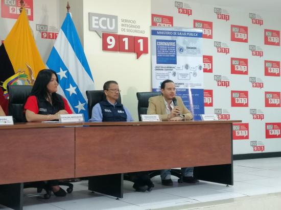 Ministra de Salud confirma 5 nuevos casos positivos de coronavirus en Ecuador