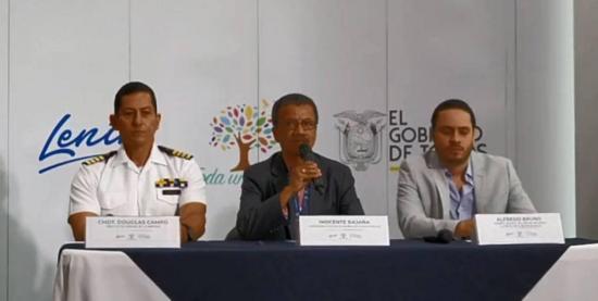 Coronavirus: Tripulación del buque de guerra Chimborazo está en cuarentena