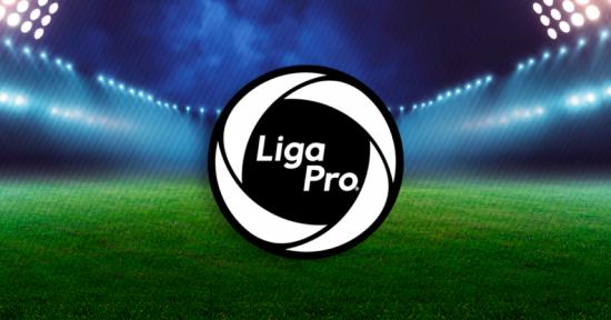 LigaPro anuncia suspensión del campeonato nacional