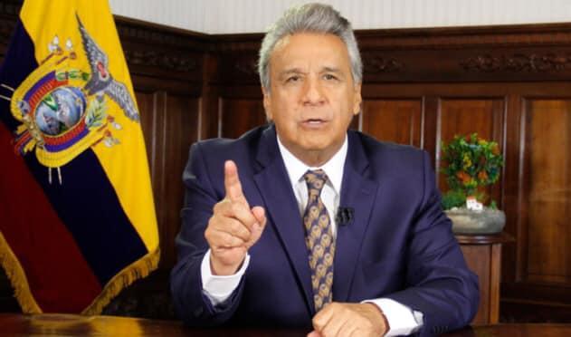 Ecuador restringe la movilidad