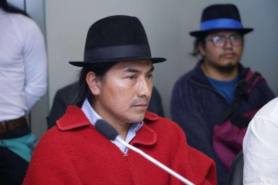 Indígenas de Ecuador piden un fondo de emergencia sanitaria por coronavirus
