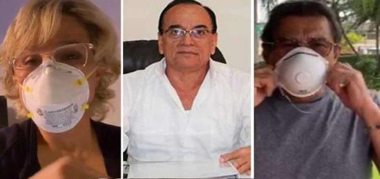 Cuatro alcaldes de Guayas, contagiados de COVID-19
