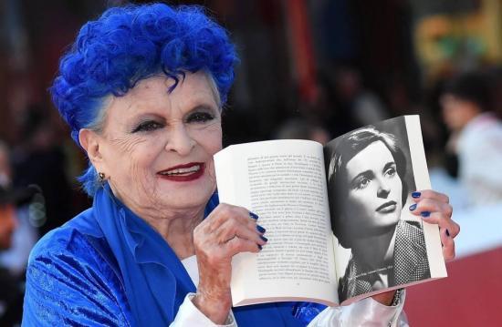 Muere Lucía Bosé, actriz italiana y madre de Miguel Bosé, a los 89 años