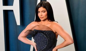 Kylie Jenner dona 1 millón de dólares a hospitales de California por COVID-19