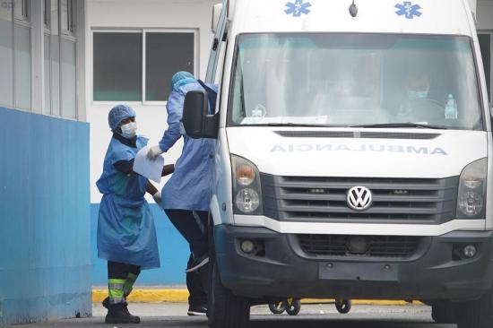 La cifra de casos de coronavirus en Ecuador asciende a 1.211 positivos y 29 fallecidos