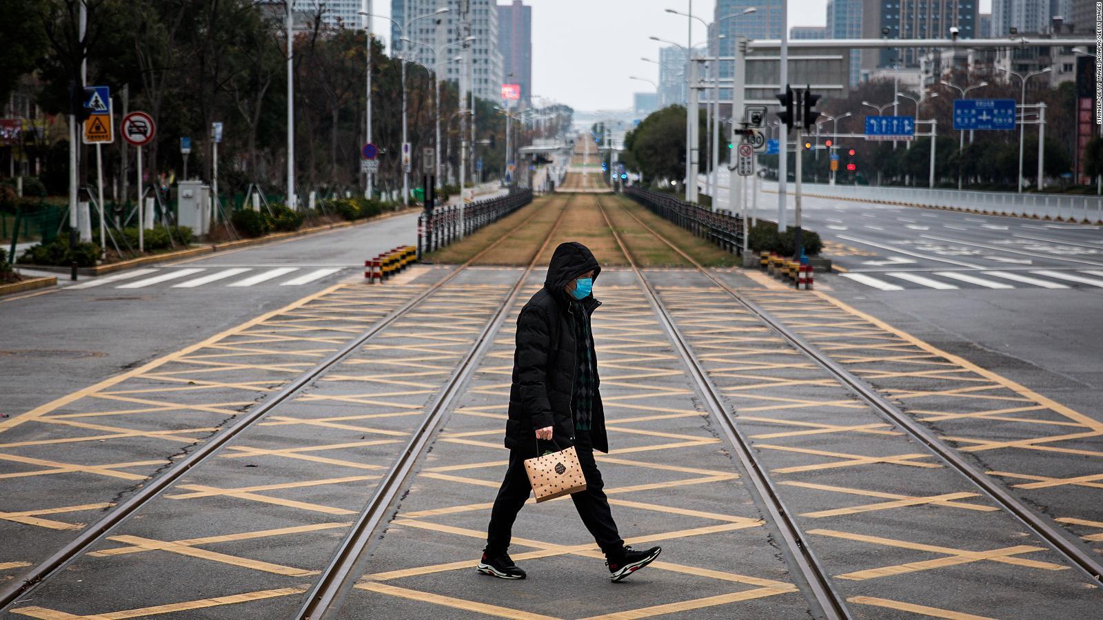 Extender el cierre de Wuhan hasta abril retrasaría la segunda ola de COVID-19