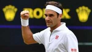 Federer dona un millón de francos suizos para ayudar a familias necesitadas en ''tiempos difíciles''