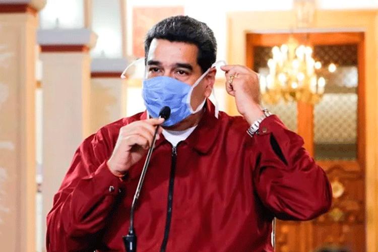 Maduro, dispuesto a dialogar con la oposición para luchar contra el COVID-19