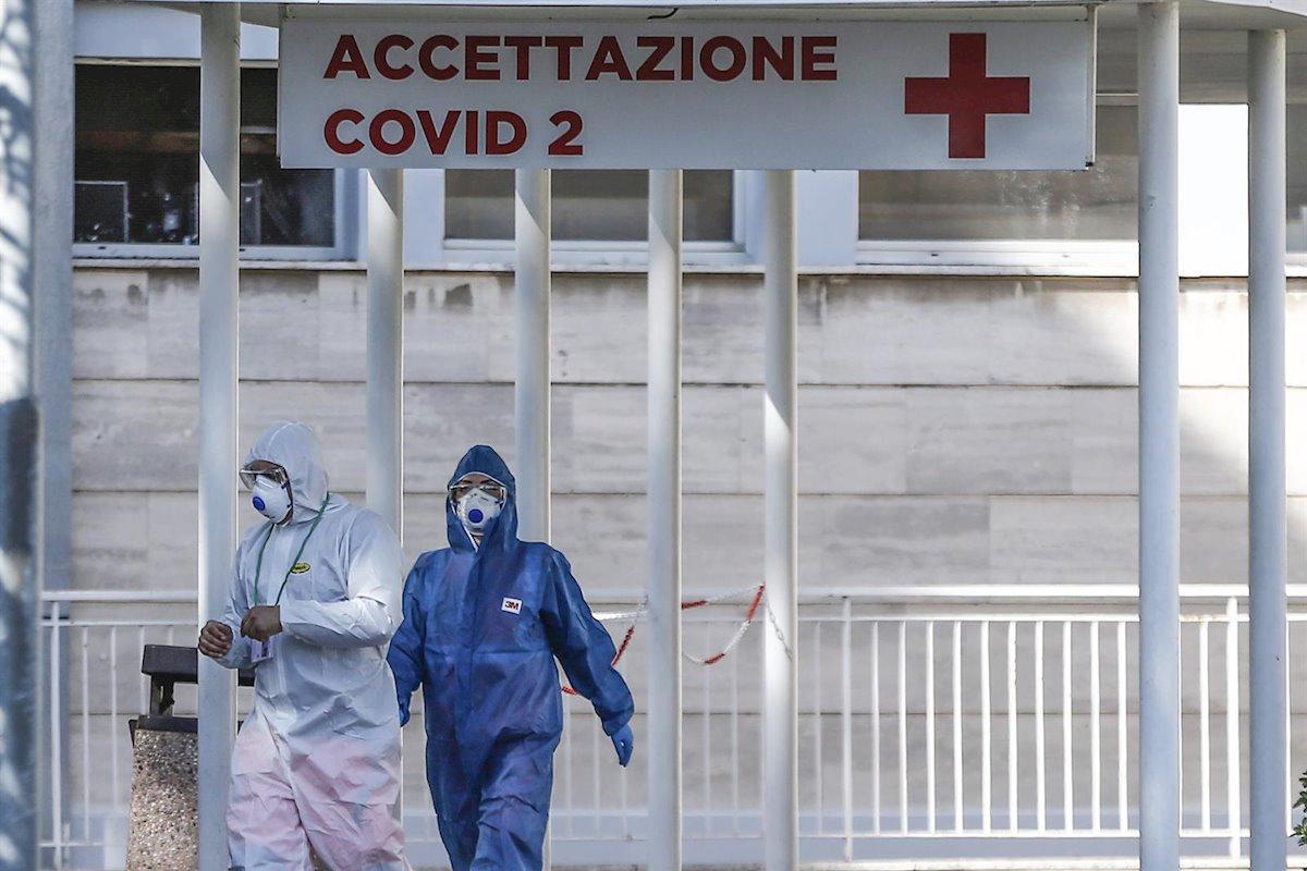 Italia suma la tecnología a su lucha contra el coronavirus