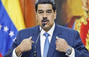 EEUU presentará cargos contra Nicolás Maduro por narcotráfico, según senador