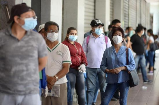 Ecuador registra 1.627 casos de coronavirus; La cifra de fallecidos asciende a 41