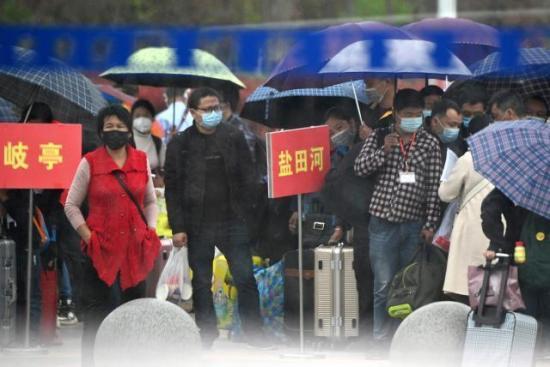 China anuncia que los pacientes en estado grave por el virus bajan de 1.000