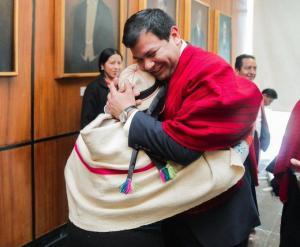 La madre del presidente de la Asamblea, César Litardo, murió por coronavirus