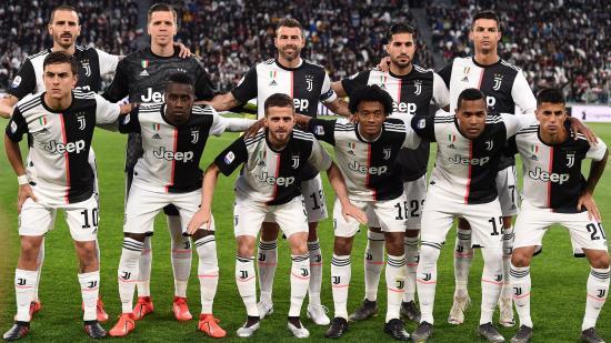 Los jugadores de la Juventus aceptan una reducción salarial por el coronavirus