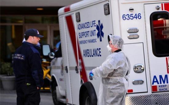 Fallece un bebé de menos de un año con coronavirus en EEUU